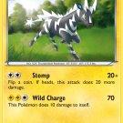 Pokemon Black & White Uncommon Card Zebstrika 42/114