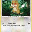 Pokemon Black & White Common Card Patrat 78/114