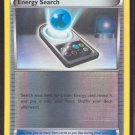 Pokemon Black & White Reverse Holo Common Card Energy Search 93/114
