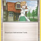 Pokemon Black & White Uncommon Card Professor Juniper 101/114
