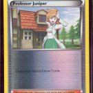 Pokemon Black & White Reverse Holo Uncommon Card Professor Juniper 101/114