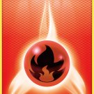 Pokemon Black & White Common Card Fire Energy 106/114