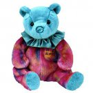 TY Beanie Babies DECEMBER the Birthday Bear (MINT with tags)