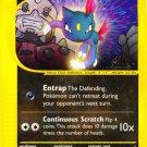Pokemon Best of Game Promo Card #5 WINNER Rocket's Sneasel