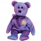 TY Beanie Babies CLUBBY IV the Bear (MINT with tags)