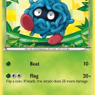 Pokemon Legendary Treasures Common Card Tangela 1/113