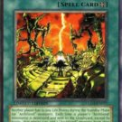 Yugioh 2008 Gold Series Single Card Pandemonium GLD1-EN037