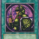Yugioh Gold Series 2009 Single Card Warrior Elimination GLD2-EN035