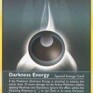 Pokemon EX Ruby & Sapphire Single Card Rare Darkness Energy 93/109