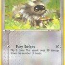 Pokemon EX Ruby & Sapphire Single Card Common Zigzagoon 79/109