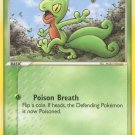 Pokemon EX Ruby & Sapphire Single Card Common Treecko 75/109