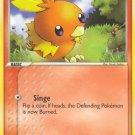 Pokemon EX Ruby & Sapphire Single Card Common Torchic 74/109