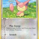 Pokemon EX Ruby & Sapphire Single Card Common Skitty 70/109