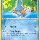 Pokemon EX Ruby & Sapphire Single Card Common Mudkip 60/109