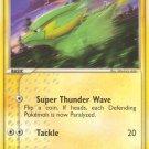 Pokemon EX Ruby & Sapphire Single Card Common Electrike 53/109