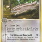 Pokemon EX Ruby & Sapphire Single Card Uncommon Linoone 38/109