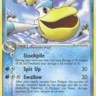 Pokemon EX Ruby & Sapphire Single Card Rare Pelipper 19/109