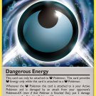 Pokemon XY Ancient Origins Single Card Uncommon Dangerous Energy 82/98