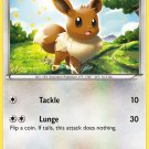 Pokemon XY Ancient Origins Single Card Common Eevee 63/98