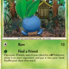 Pokemon HS Undaunted Single Card Common Oddish 60/90