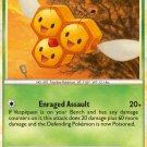 Pokemon HS Undaunted Single Card Common Combee 44/90