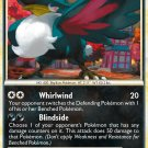 Pokemon HS Undaunted Single Card Rare Honchkrow 15/90