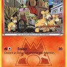 Pokemon Double Crisis Single Card Common Team Magma's Numel 1/34