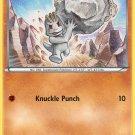 Pokemon Generations Single Card Common Machop 40/83