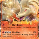 Pokemon Generations Single Card Rare Holo EX Ninetales EX 13/83