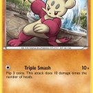 Pokemon B&W Next Destinies Single Card Common Mienfoo 67/99