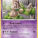 Pokemon B&W Next Destinies Single Card Rare Beheeyem 62/99