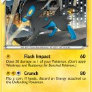 Pokemon B&W Next Destinies Single Card Rare Holo Luxray 46/99