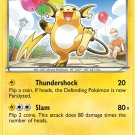 Pokemon B&W Next Destinies Single Card Uncommon Raichu 40/99