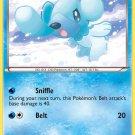 Pokemon B&W Next Destinies Single Card Common Cubchoo 36/99