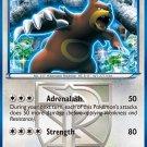 Pokemon B&W Plasma Blast Single Card Uncommon Ursaring 76/101
