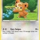 Pokemon B&W Plasma Blast Single Card Common Teddiursa 75/101
