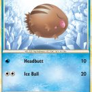 Pokemon HS Triumphant Single Card Common Swinub 79/102