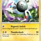 Pokemon HS Triumphant Single Card Common Magnemite 68/102