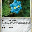 Pokemon HS Triumphant Single Card Common Bronzor 58/102