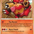 Pokemon HS Triumphant Single Card Rare Magmortar 27/102