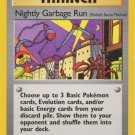 Pokemon Team Rocket Single Card Uncommon Nightly Garbage Run 77/82
