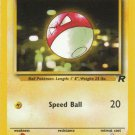 Pokemon Team Rocket Single Card Common Voltorb 69/82