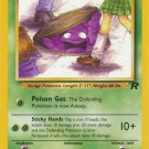 Pokemon Team Rocket Single Card Common Grimer 57/82