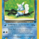 Pokemon Team Rocket Single Card Uncommon Dark Wartortle 46/82