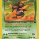 Pokemon Team Rocket Single Card Uncommon Dark Gloom 36/82
