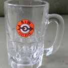 Vintage 1960's A&W Root Beer 16 oz Heavy Glass Arrow Logo Mug