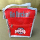 Ohio State University OSU Buckeyes Insulated Lunch Cooler Bag