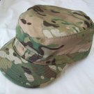 Multicam Fitted Cap 7 3/4 Made in the USA By Sekri Military US Army Supplier