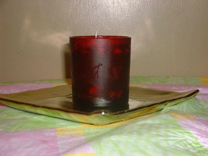 Medium Sized Apple Cinnamon Candle