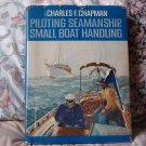 CHAPMAN Piloting Seamanship Small Boat Book Sailing